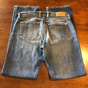 Lucky Brand Jeans - Lucky Brand Rider Bootcut Jean